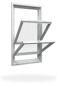 double hung window example