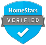 HomeStars verified badge