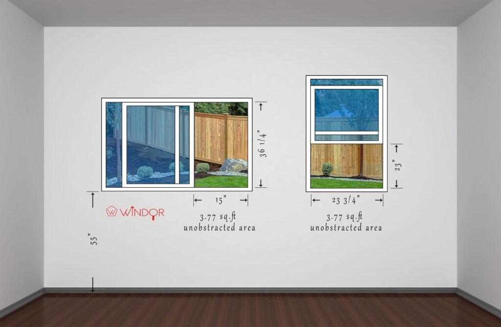 Ontario Egress window requirements