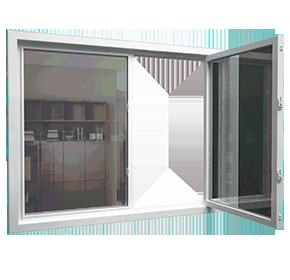Slider egress window